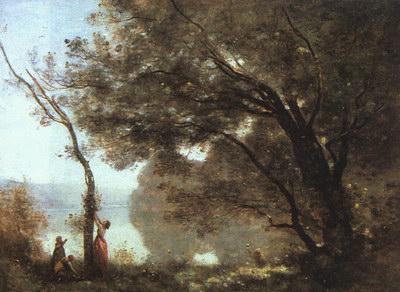 Художники :: Живопись, Jean-Baptiste-Camille Corot фото 1