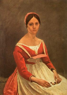 Художники :: Живопись, Jean-Baptiste-Camille Corot фото 3