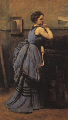 Художники :: Живопись, Jean-Baptiste-Camille Corot фото 8
