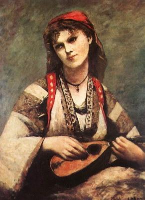 Художники :: Живопись, Jean-Baptiste-Camille Corot фото 12