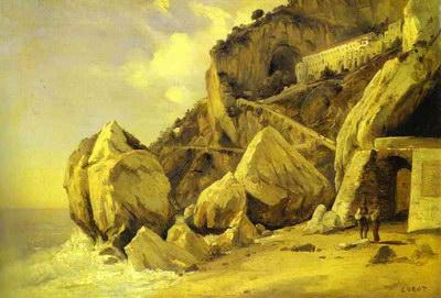 Художники :: Живопись, Jean-Baptiste-Camille Corot фото 15
