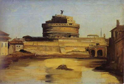 Художники :: Живопись, Jean-Baptiste-Camille Corot фото 16