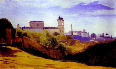 Художники :: Живопись, Jean-Baptiste-Camille Corot фото 28