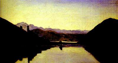 Художники :: Живопись, Jean-Baptiste-Camille Corot фото 31