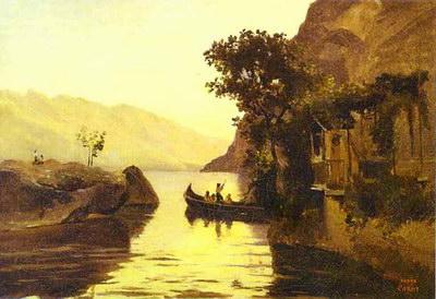 Художники :: Живопись, Jean-Baptiste-Camille Corot фото 35