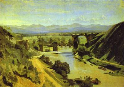 Художники :: Живопись, Jean-Baptiste-Camille Corot фото 46