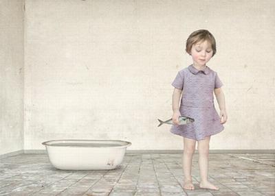 Фотографии детей необычные