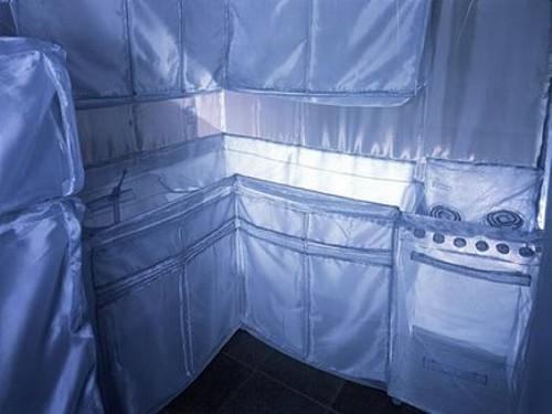 Шкаф из ткани все своими руками 493
