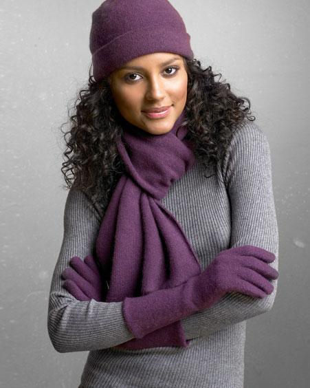способа как завязать теплый шарф чтобы и смотрелось красиво и не.