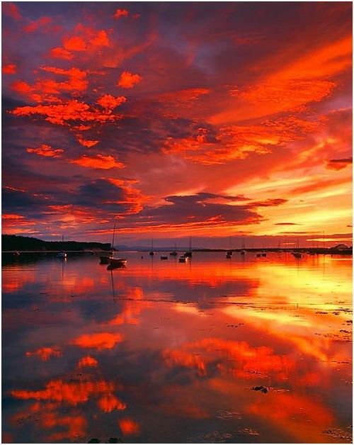 Картинки о природе в шотландии