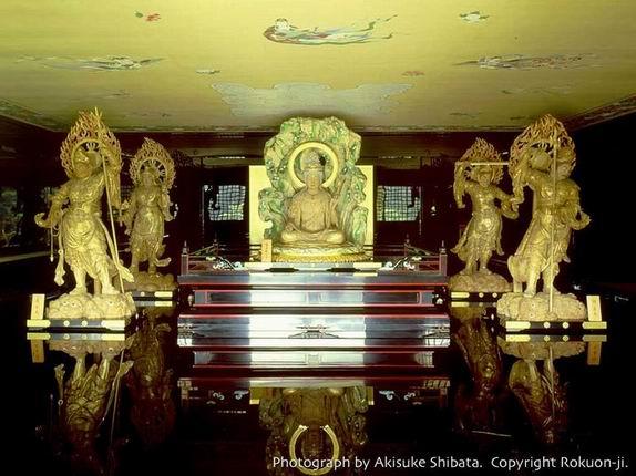 Архитектура :: Храм из золота фото 7
