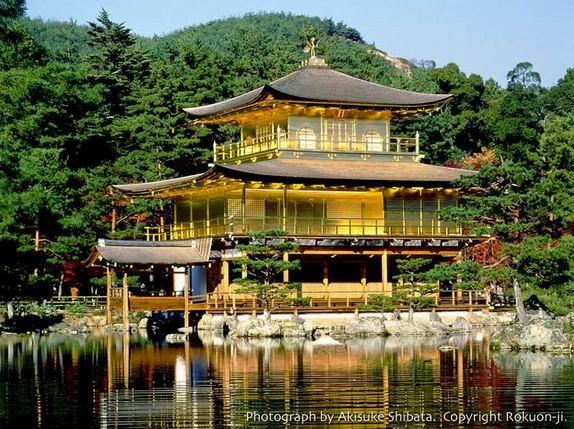 Архитектура :: Храм из золота фото 0