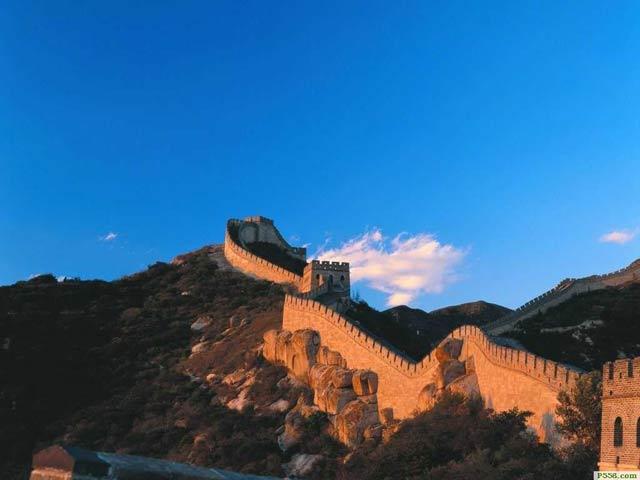 Великая китайская стена. Виртуальное путешествие