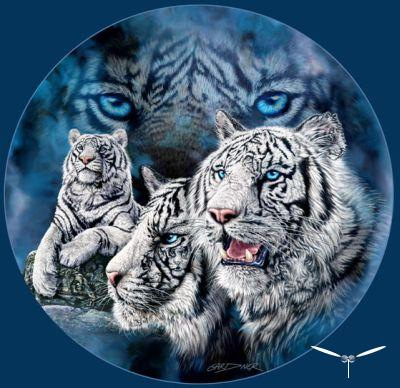 Обманы зрения :: Найдите тигров