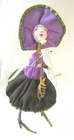 Своими руками :: Алиса Баженкова и ее куклы фото 1