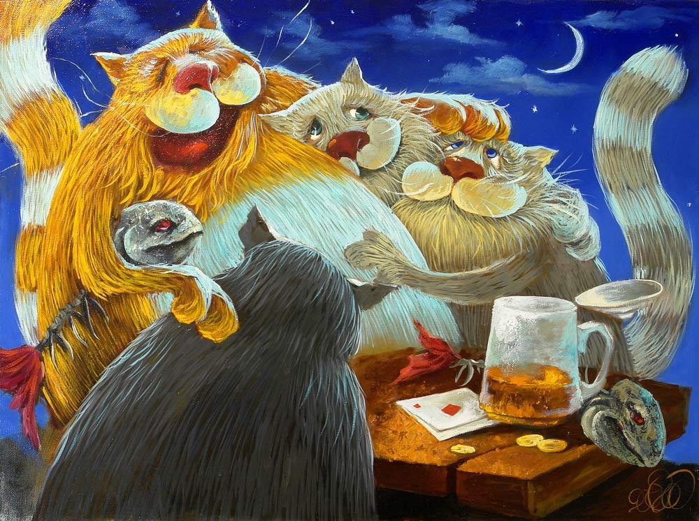 Картинки новым, забавные и веселые рисунки польских художников