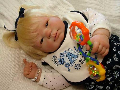 Обзор интернет :: Очень реалистичные куклы фото 6