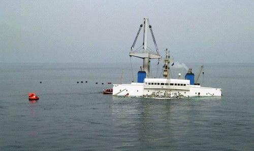 Транспорт :: Корабль для перевозки кораблей фото 10
