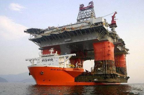 Транспорт :: Корабль для перевозки кораблей фото 15