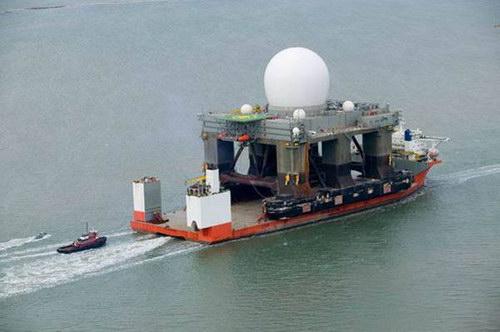 Транспорт :: Корабль для перевозки кораблей фото 17