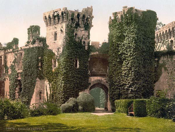 замки старинные картинки
