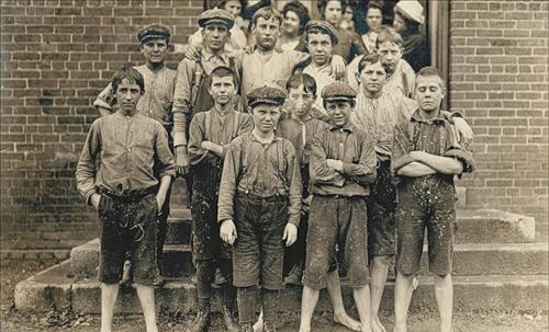 Детский труд фото 15