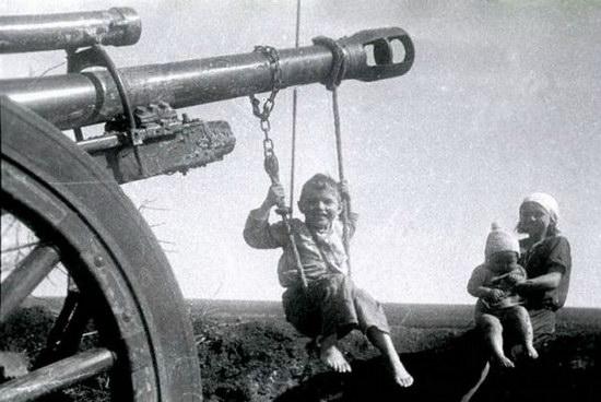 Дети дети на войне