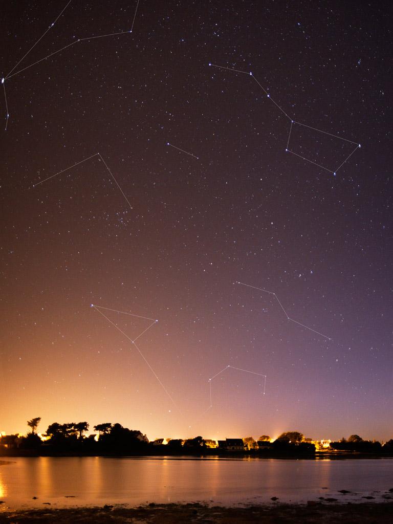 Картинки на созвездие