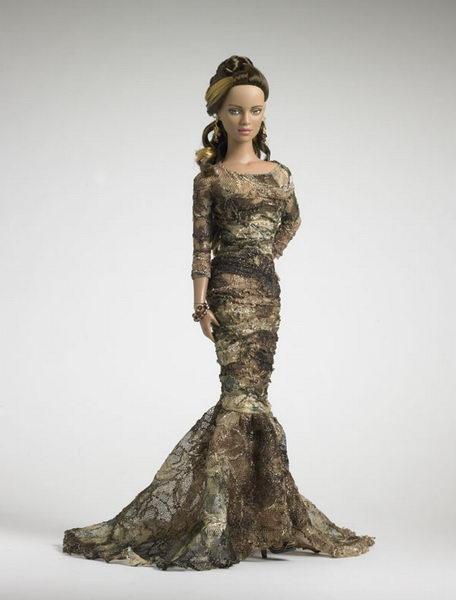 Платья для кукол своими руками