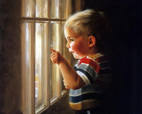 Дети :: Художник Donald Zolan фото 20