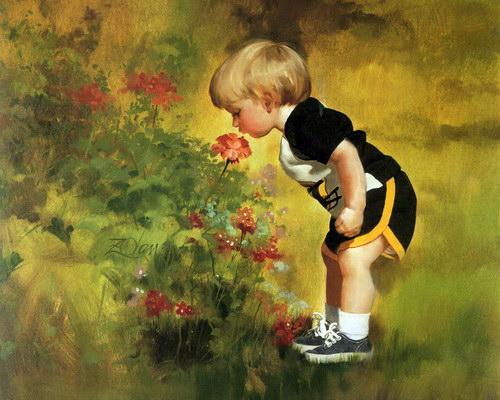 Дети :: Художник Donald Zolan фото 27
