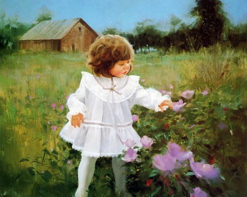 Дети :: Художник Donald Zolan фото 30