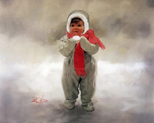 Дети :: Художник Donald Zolan фото 42