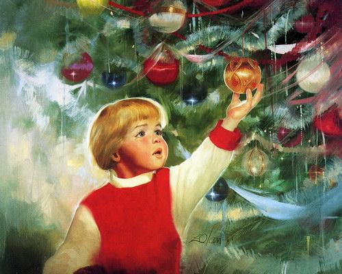 Дети :: Художник Donald Zolan фото 44
