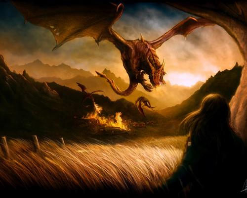 Драконы фото 5