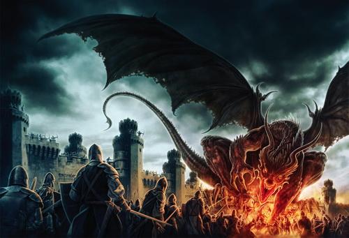 Драконы фото 6