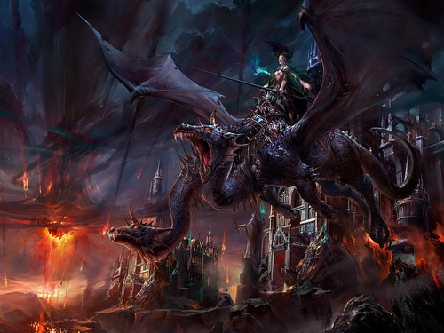 Драконы фото 10