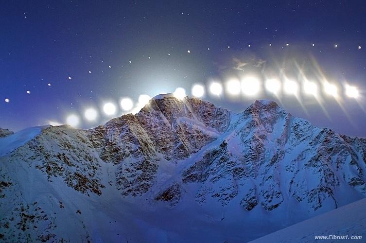 Природа красота гор кавказа