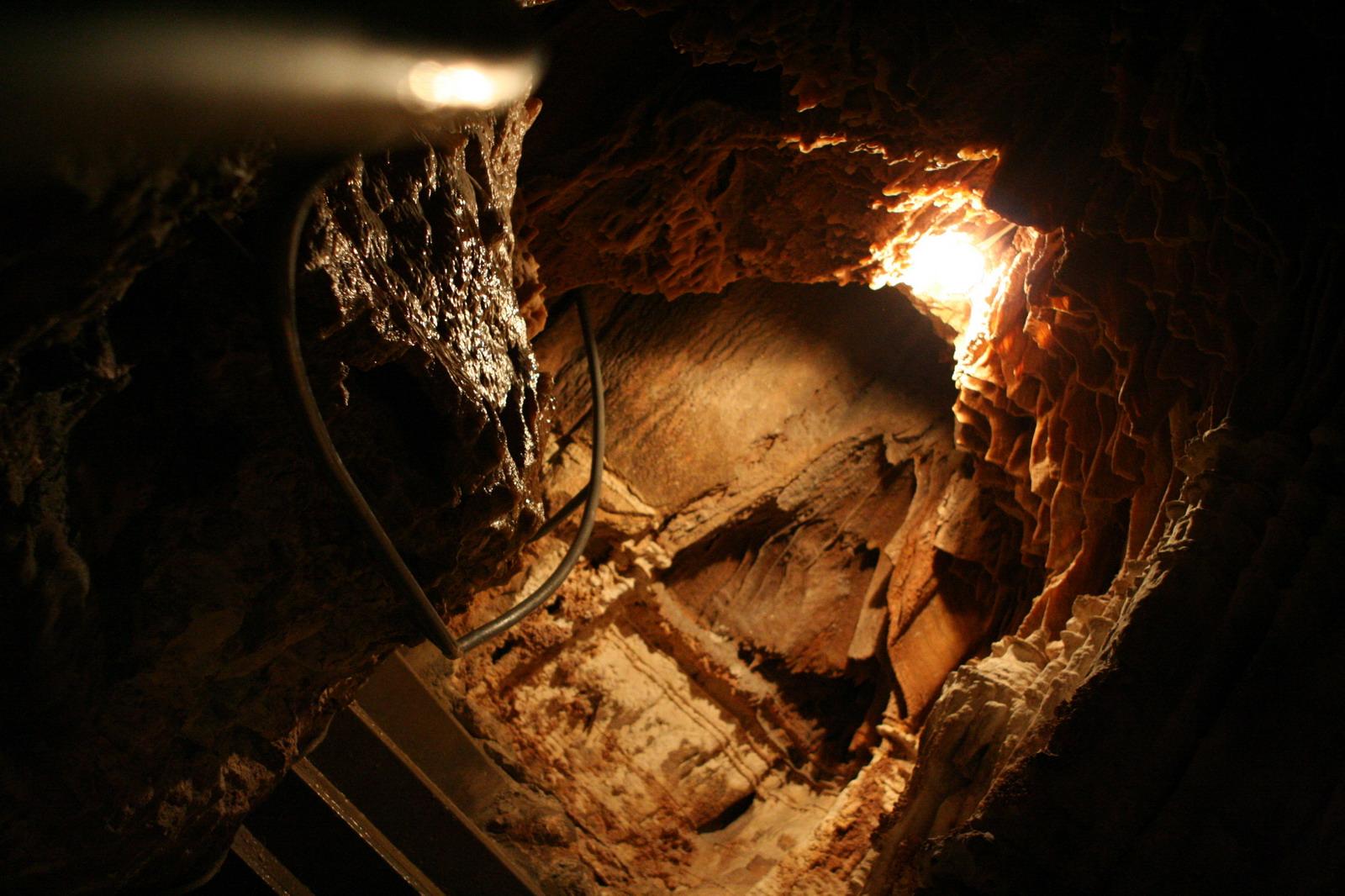 Природа пещера эмине баир хосар