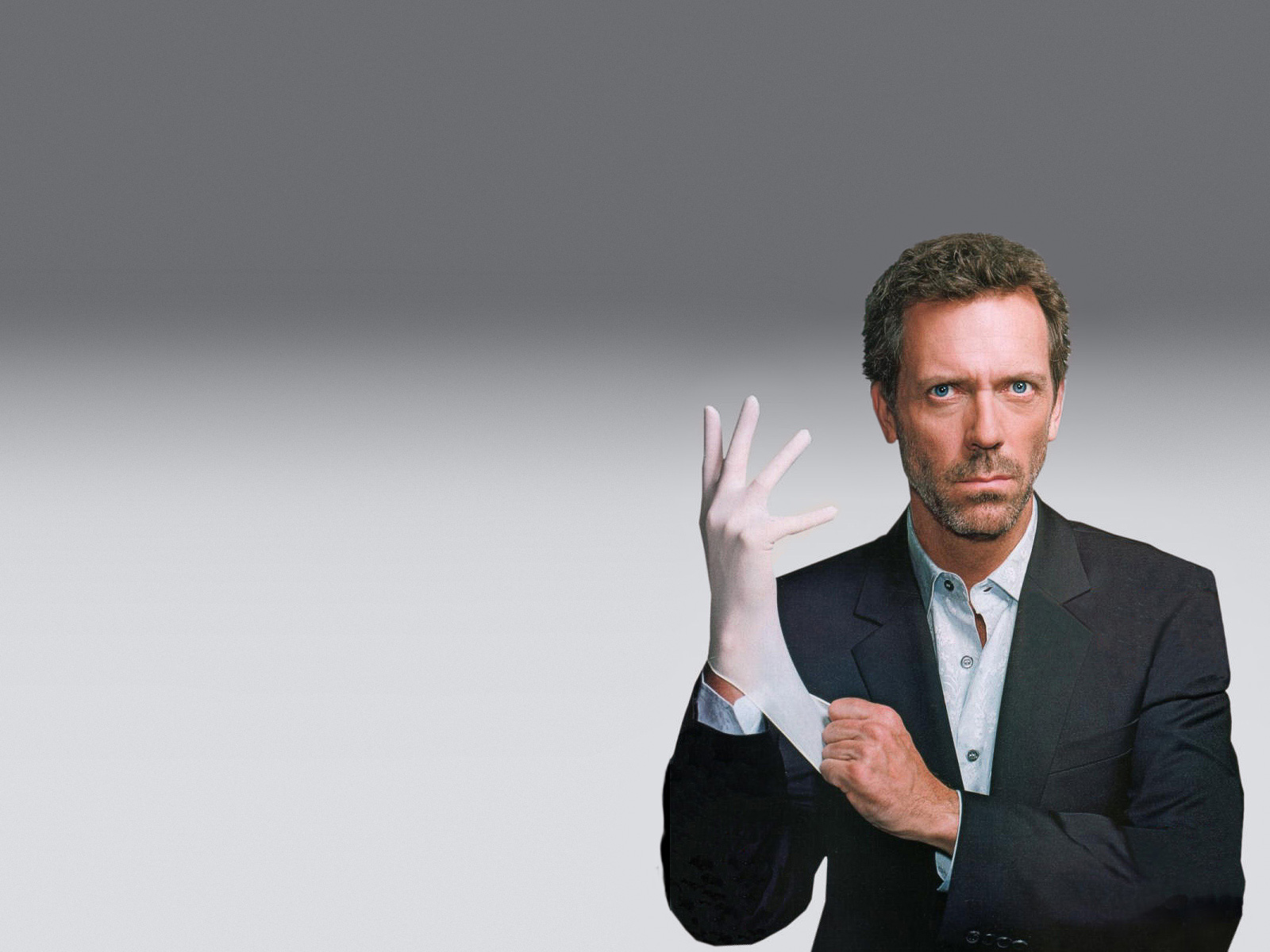 Обои с героями сериала Доктор Хаус (House)