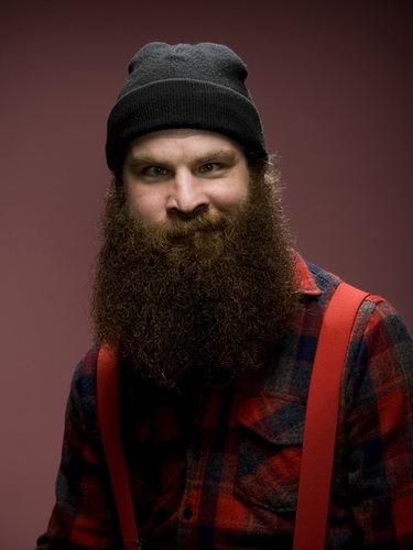 Борода и усы своими руками