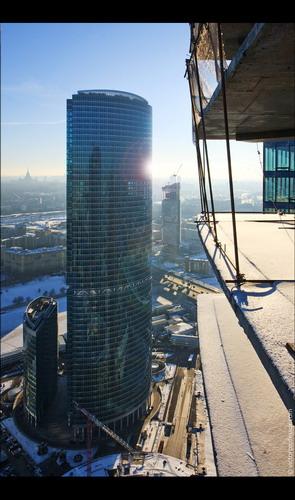 Красивые снимки Москвы фото 0