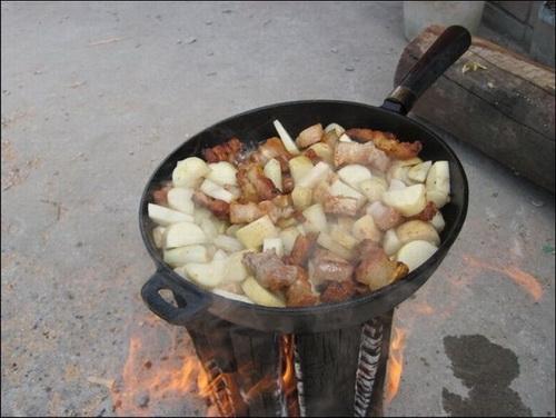 Финская печка фото 8