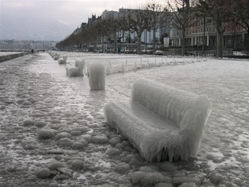 Ледяные скульптуры фото 0