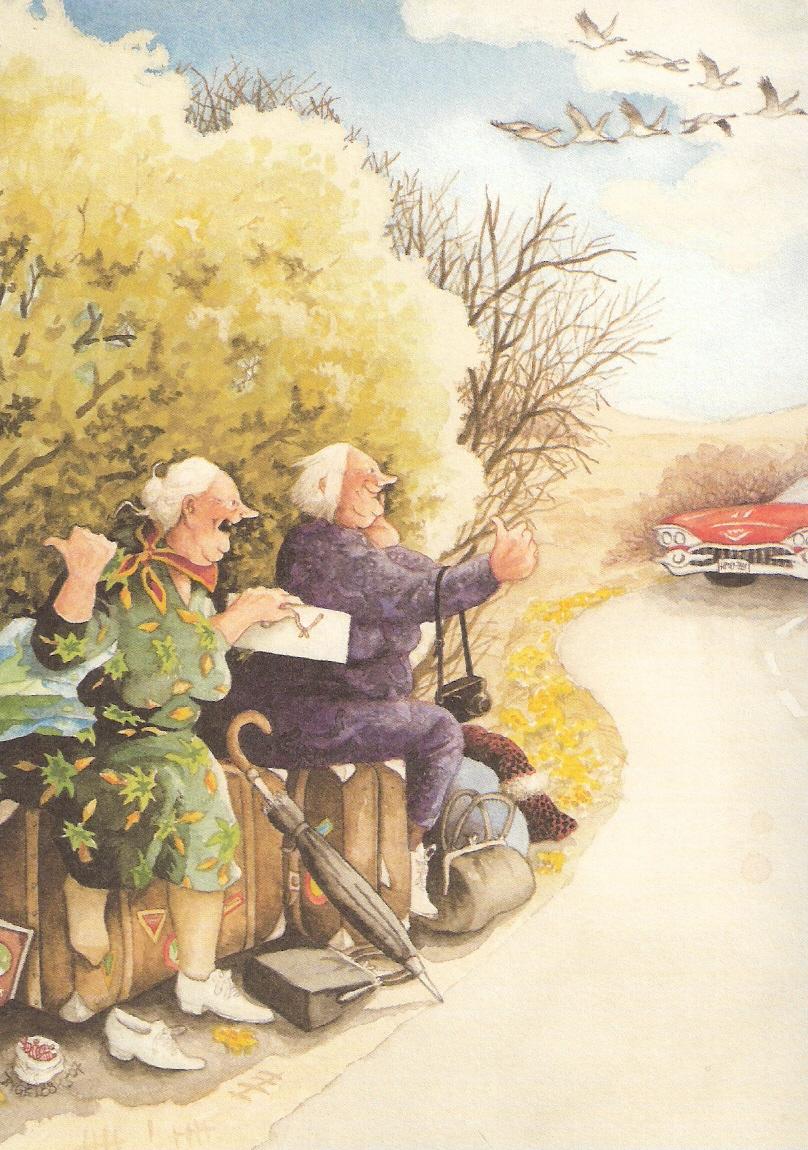 Картинки веселые бабульки, лена люблю