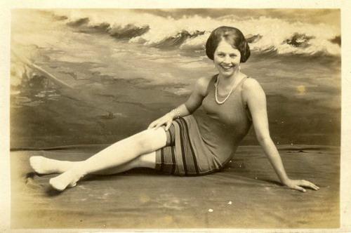 Девушки начала прошлого века фото 0
