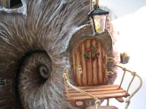 Своими руками :: Сказочный домик фото 7