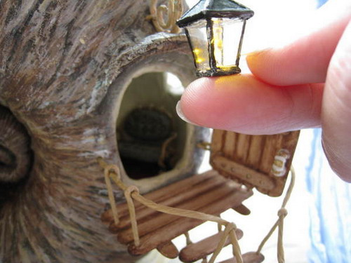 Сказочные домики своими руками фото фото 533