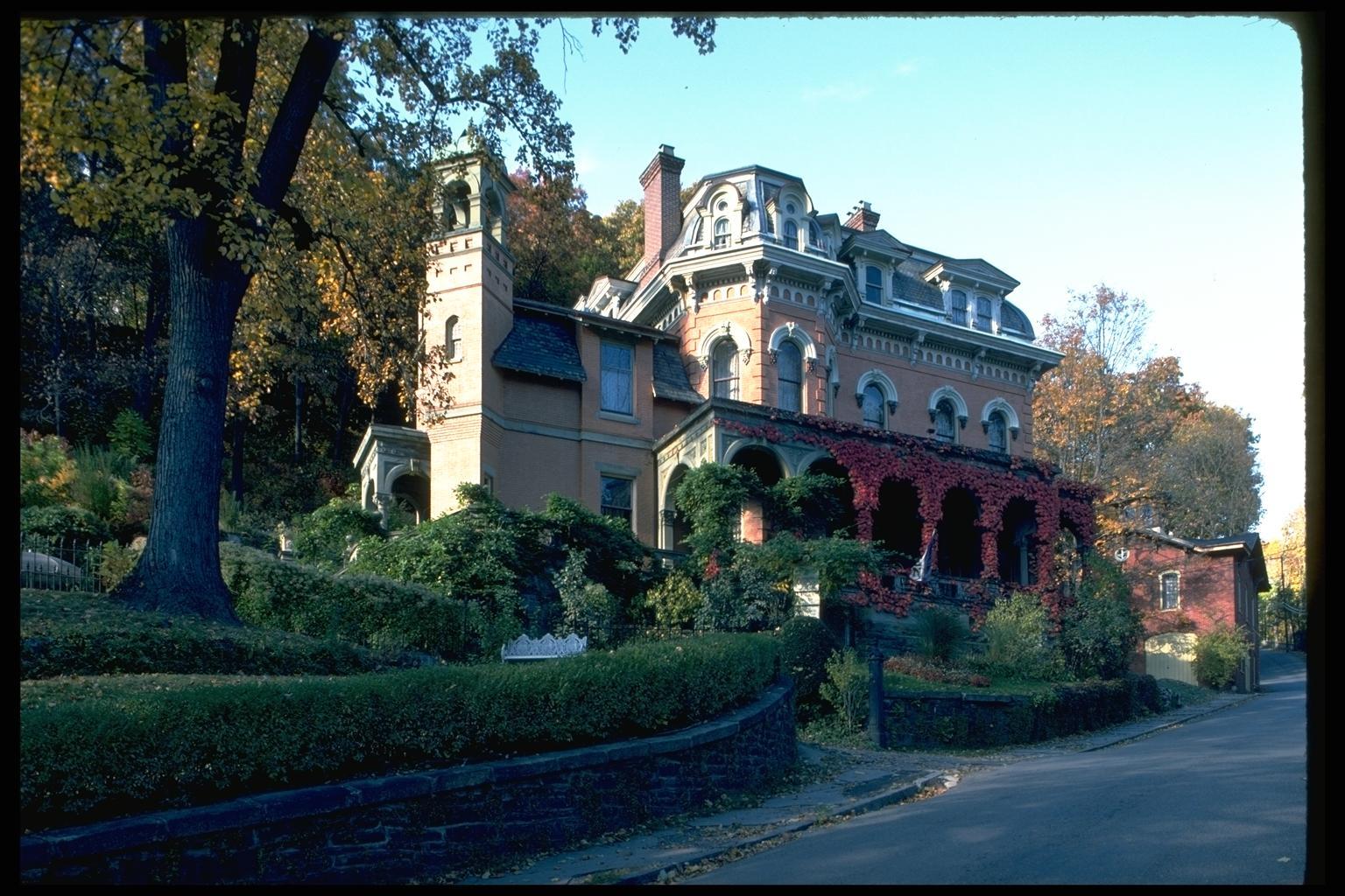 дизайн красивого дома фото