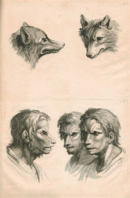 людей похожих на животных